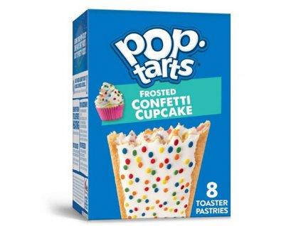 Pop Tarts Frosted Confetti Cupcake Balení 384g USA
