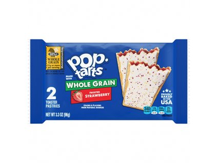Pop Tarts Frosted Strawberry 1ks (2x48g) USA