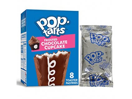 Pop Tarts Frosted Chocolate Cupcake 1ks (2x48g) USA
