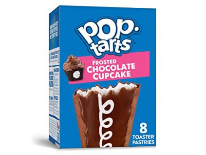 Pop Tarts Frosted Chocolate Cupcake Balení 384g USA