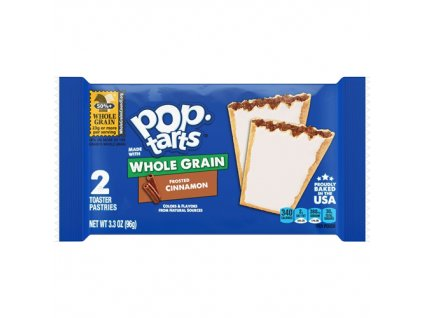 Pop Tarts Frosted Cinnamon 1ks (2x48g) USA