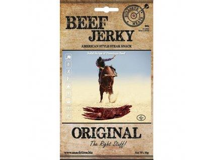 beef jerky suszona wolowina oryginalna 50g