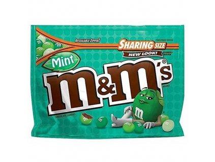 M&M's Chocolate Candies Dark Chocolate Mint 272,2g USA