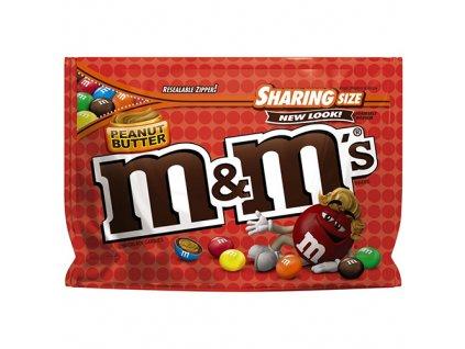 M&M's Chocolate Candies Peanut Butter 272,2g USA