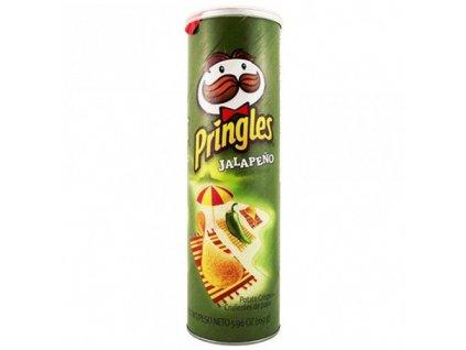 Pringles Jalapeňo 158g USA