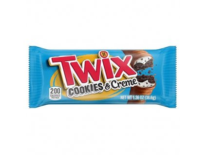 Twix Cookies and Creme 38,6g USA