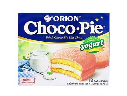 Choco Pie Yogurt Balení (12x30g) VNM