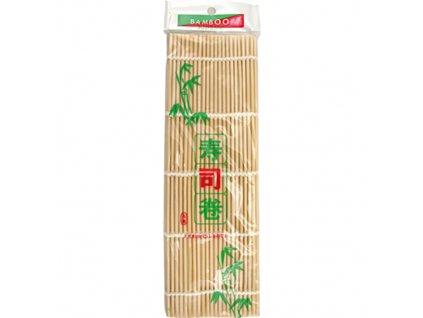 Bambusová Podložka Na Sushi (24x24cm) 60g CHN