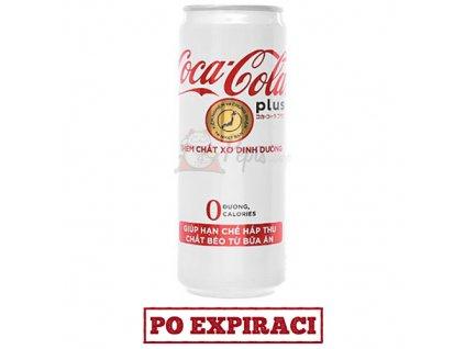 Vietnamská Coca Cola Plus 320ml VNM