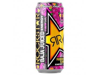 Rockstar Energy Drink Maracuja 500ml POL