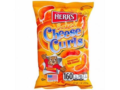 Herr s Pečené Sýrové Křupky 28,4g USA