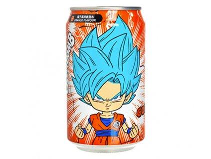 Ocean Bomb Anime Goku Limonáda Pomeranč 330ml TWN