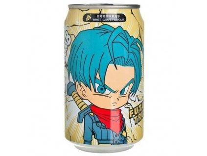 Ocean Bomb Anime Future Trunks Limonáda Bílé Hrozny 330ml TWN