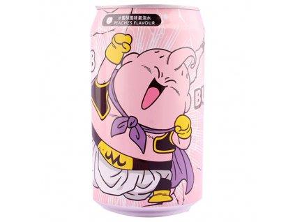 Ocean Bomb Anime Buu Limonáda Broskev 330ml TWN