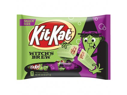 KitKat Mini Witch Brew Balení 277g USA