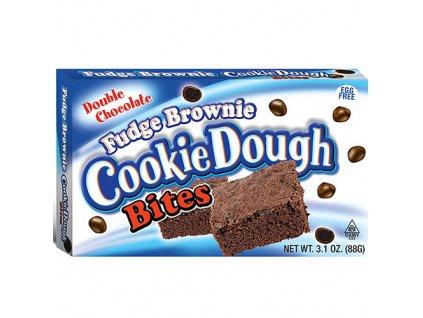 Cookie Dough Bites Brownie Fudge 88g USA