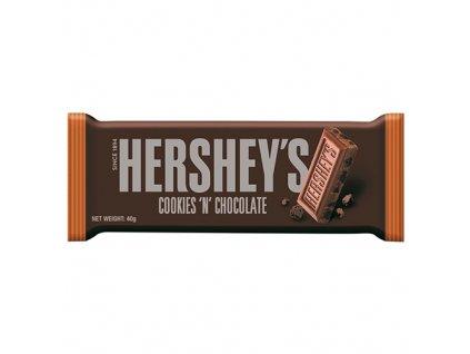 Hershey s Cookies n Chocolate 40g USA