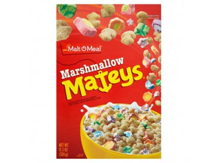Malt O Meal Marshmallow Mateys Cereal 320g USA