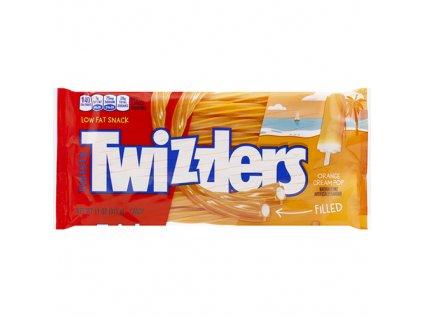 Twizzlers Orange Cream Pop Pendreky 311g USA