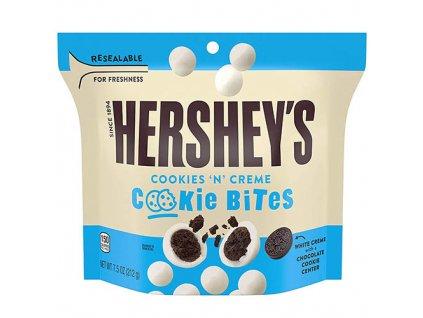 Hershey s Cookies n Cream Cookie Bites 212g USA