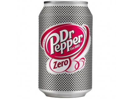 Dr. Pepper Zero 330ml POL
