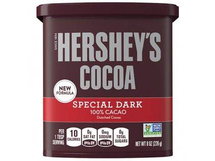 Hershey s Cocoa Special Dark 100 Cocoa 226g USA