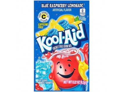 Kool Aid Instatní Ovocný Nápoj Blue Raspberry Lemonade 1ks 3,6g USA