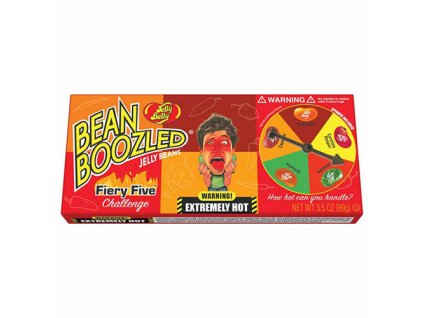 Jelly Belly Bean Boozled Flaming Five Challenge 100g USA
