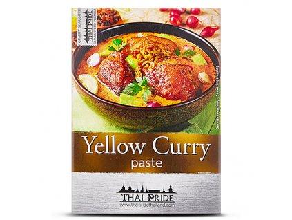 Žlutá Curry Pasta 50g THA