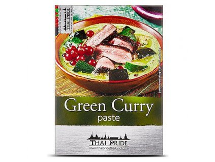 Zelená Curry Pasta 50g THA