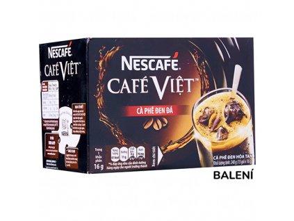 Nescafé Café Viet Instantní Vietnamská Káva Balení 240g (15x16g) VNM