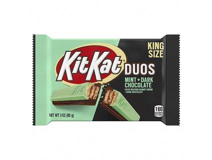KitKat Duos Mint Dark Chocolate 85g USA