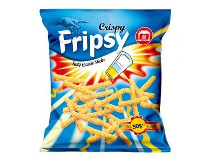 Maks Crispy Fripsy Salty Classic Sticks 50g MKD