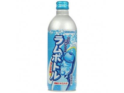 Sangaria Ramu Soda Drink Plechová Lahev 500ml JAP