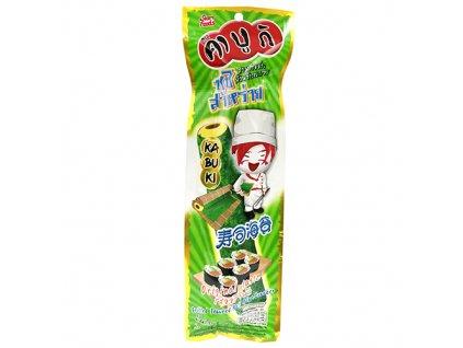 Siam Foods Kabuki Grilled Seaweed Roll Original 3g THA