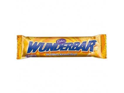 Cadbury Wunderbar Karamel Oříšky 48,5g DEU