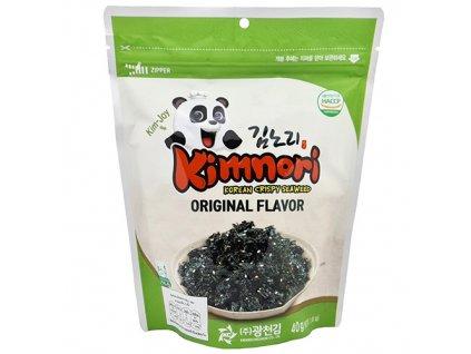 Kimnori Snack Nori Seaweed Original 40g KOR