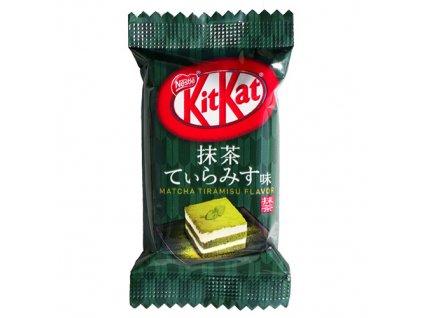 KitKat Mini Matcha Tiramisu 1ks 9,9g JAP