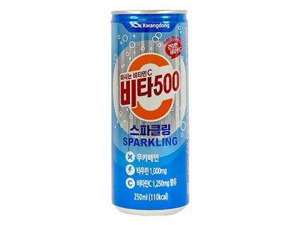 Kwangdong Vita500 Sparkling Drink 250ml KOR