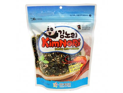 Kimnori Mořské Řasy Seaweed Seafood 40g KOR