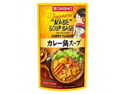 Curry Hot Pot Soup Base Omáčka 750g JAP