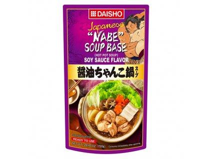 Hot Pot Soup Chanko Shoyu Sojová Omáčka 750g JAP