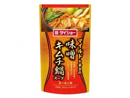 Hot Pot Soup Miso Kimchi 750g JAP