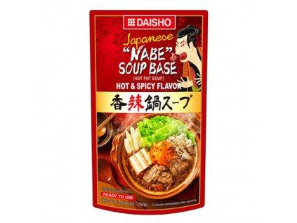 Hot Pot Soup Xiang La Hot & Spicy 750g JAP