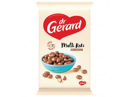 Dr. Gerard Malti Keks Milk Chocolate 170 POL