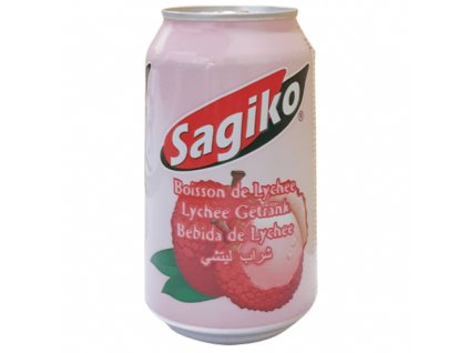 Sagiko Lychee Juice 320ml VNM