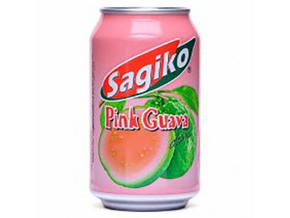 Sagiko Pink Guava Juice 320ml VNM
