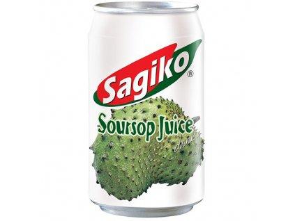 Sagiko Soursop Juice 320ml VNM