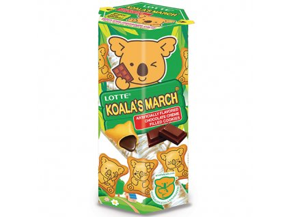 Lotte Koala s March Chocolate 37g THA