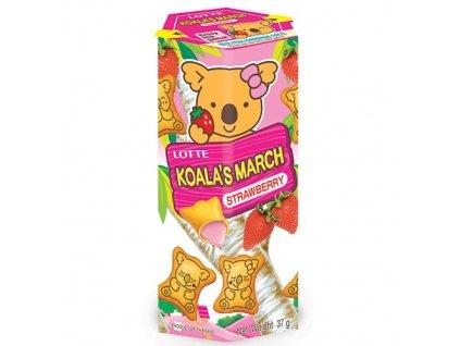 Lotte Koala s March Strawberry 37g THA